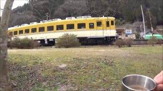 旧可部線JR安野駅にラーツーにいってきた