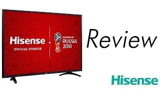 Hisense H49N5500 Budget 4K TV Review