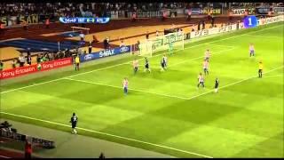 Supercopa Europa 2010 Inter Milán Atlético Madrid Todo