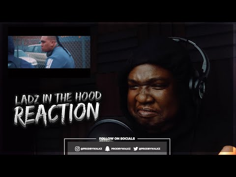Ladz in the Hood - ONEFOUR (REACTION)