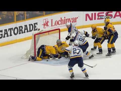 St. Louis Blues  vs  Nashville Predators - May 2, 2017 | Game Highlights | NHL 2016/17