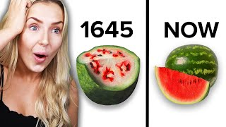 FOODS That USED To Look DIFFERENT!