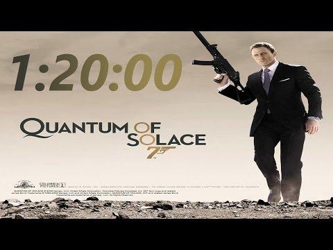 (old) Quantum of Solace PC Speedrun in 1:20:00