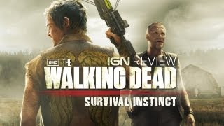 IGN Reviews - The Walking Dead: Survival Instinct Video Review