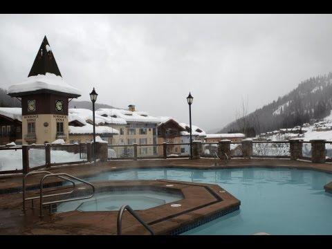 Delta Sun Peaks Resort, British Columbia, Canada