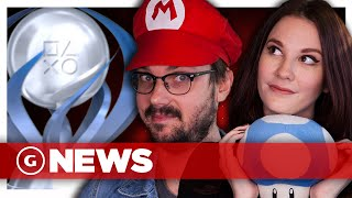Game With 'easiest Ps4 Platinum Trophy' Pulled; No Mario Remakes - Gs News Roundup