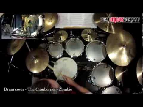 The Cranberries - Zombie - DRUM COVER - YouTube