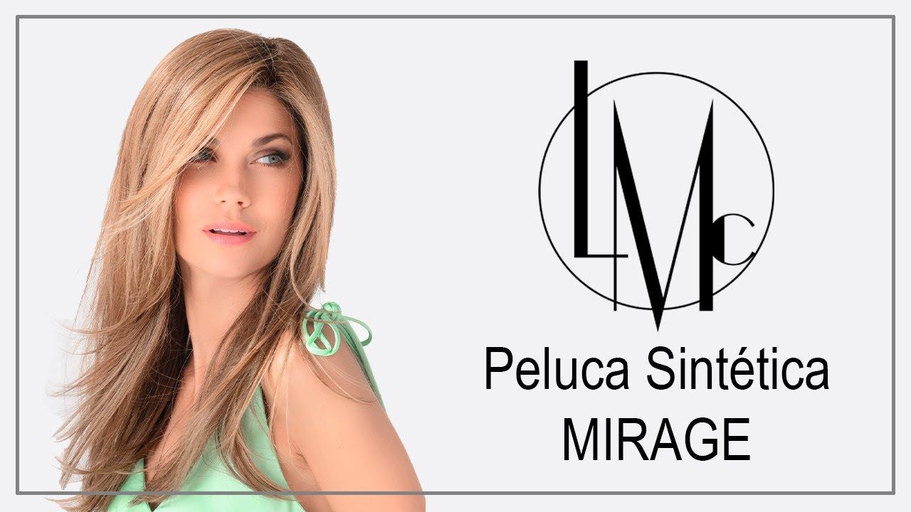 ✅ Peluca Sintética Moldeable MIRAGE by Ellen Wille   La Maison del Cabello