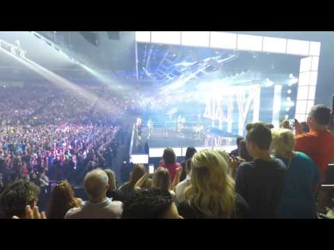 Bruno Mars - 24K Magic - Pinnacle Bank Arena - Lincoln, Nebraska - August 7th 2017