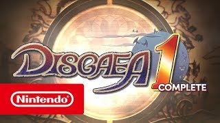 Disgaea 1 Complete - Launch Trailer (Nintendo Switch)