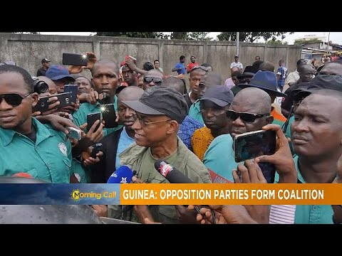 Guinea: Coalition To Stop Conde Third Term Launched [The Morning Call]