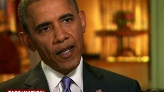 "Obama: ISIS poses ""medium and long-term"" threat to Americans"