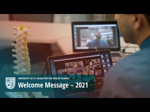 Welcome Message – 2021 Video