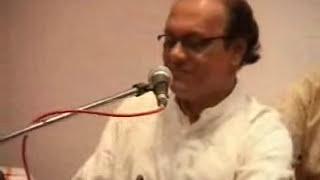 aa bhi jao ki zindgi kam hai international ghazal singer chandan dass gurug