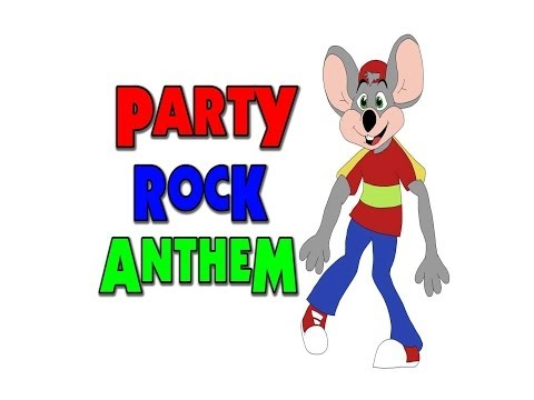 Chuck E. Live - Party Rock Anthem (Cheese Vention X)