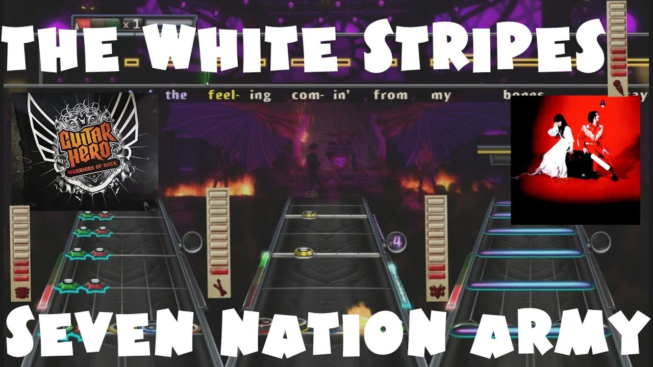 The White Stripes - Seven Nation Army - Guitar Hero ...
