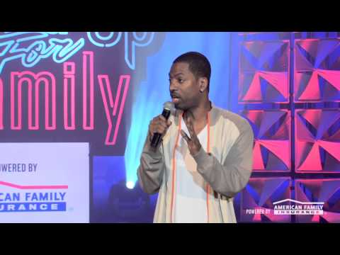 Tony Rock - Nothing More Important Than Family - YouTube