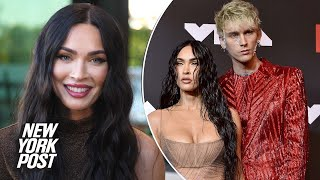 Exclusive Megan Fox interview on Machine Gun Kelly's style   Page Six Celebrity News