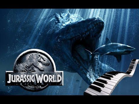 Jurassic World Theme  David de Miguel  Piano
