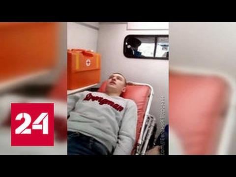 Полицейские сломали инвалиду искусственную руку
