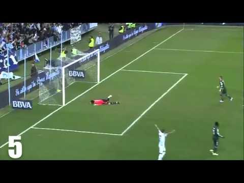 Isco top 10 goals. Malaga