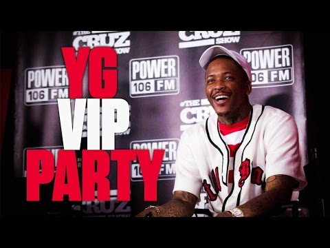 YG Celebrates 'Still Brazy' Release + Talks Fatherhood, Therapy Sessions, and New Clothing Line