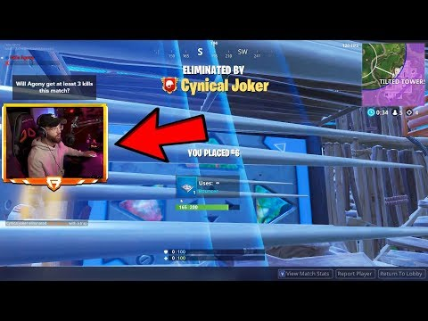 Killing More Fortnite Streamers with their Reaction!