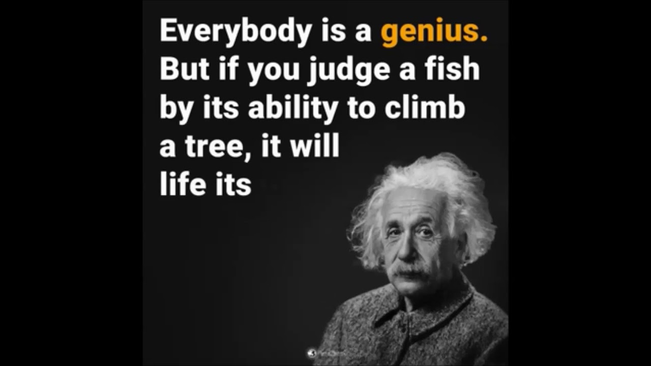 Einstein Quotes Life Lessons Youtube