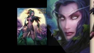 Аудиокнига Warcraft, серия Война Древних, книга Источник Вечности, Глава №1