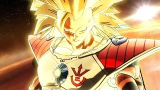 SSJ3 KING OF THE SAIYANS - Dragon Ball Xenove...