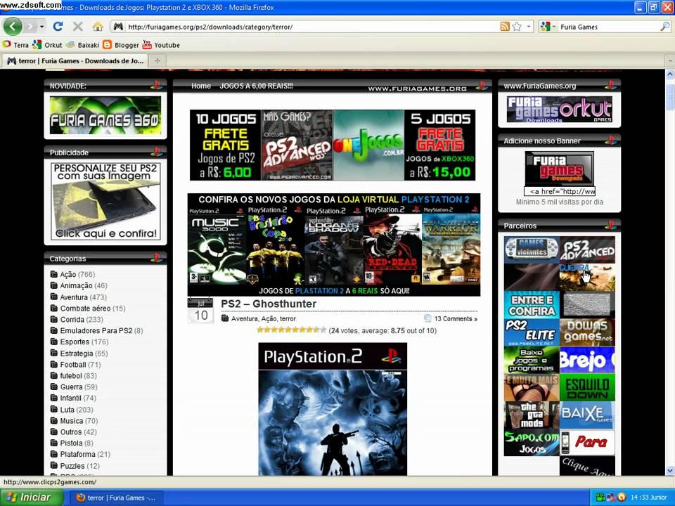 GRAVAR PS2 JOGOS CD EM GRATIS PARA DE BAIXAR