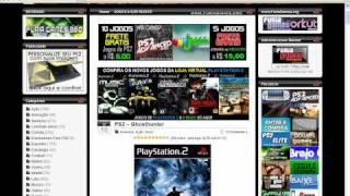Como baixar jogos de Playstation 2