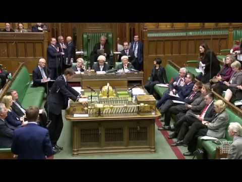 Jonathan Ashworth vs Jeremy Hunt- when he grills him about the NHS