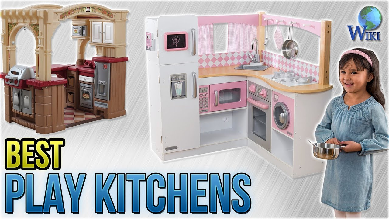 10 Best Play Kitchens 2018 - YouTube