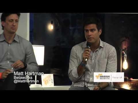 AWS Loft Talks - Venture Capital