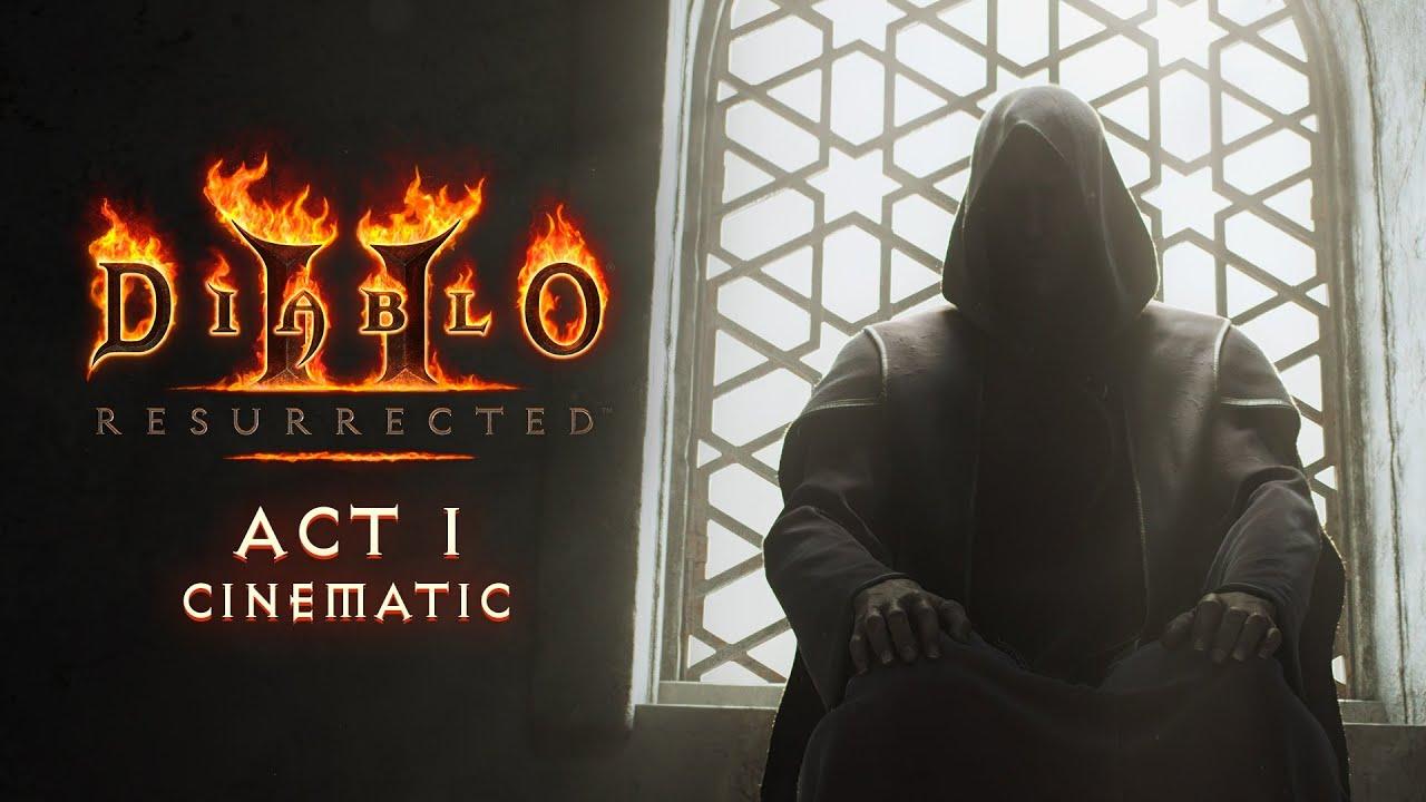 Diablo® II: Resurrected™ | Ролик акта I