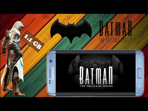 How To Download | Batman Telltale Series | For Free On Android