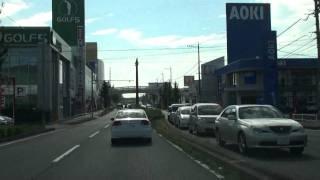 Car cam - Toyohashi-city, Aichi-ken, Japan - 2010-10-13