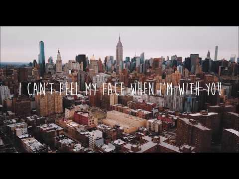 Jamie Cullum - Can't Feel My Face (lyrics)