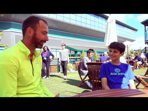 5 things to do at Wimbledon & my talk with ATP Pro