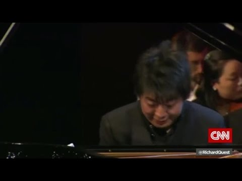 Lang Lang: Music snyergizes, breaks barriers