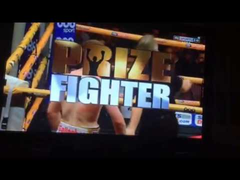 Prizefighter Paddy Gal vs Johnny Coyle The Final Round 1&2