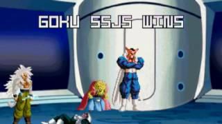Dragon Ball: Mugen 2009 game play HD