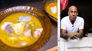Saturday Soup by Uncle Clyde in Paramin, Trinidad \u0026 Tobago | In De Kitchen