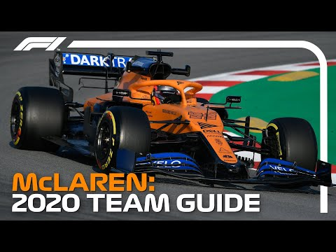 McLaren F1 Team | 2020 Formula 1 Team Guide