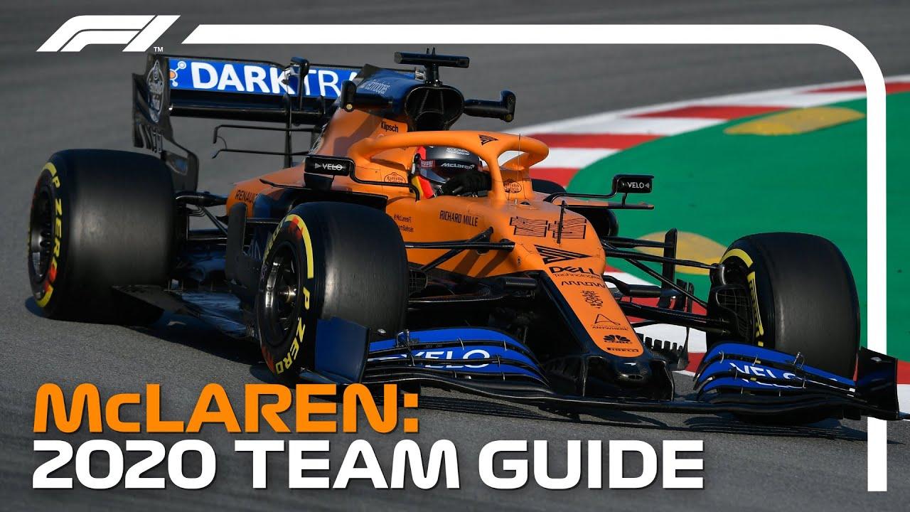 Mclaren F1 Team 2020 Formula 1 Team Guide Youtube