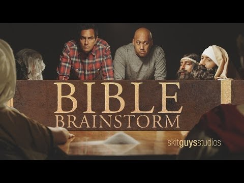 Skit Guys - Bible Brainstorm