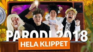 Download MELODIFESTIVALEN 2018 PARODI - HELA FINALEN Mp3