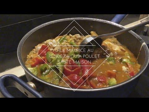 poulet-maison-façon-mauricien- -cuisine-fusion-mauricienne-chinoise