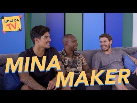 Mina Maker - Fernanda Souza + Neymar + Medina + Bruninho + Thiaguinho - Vai Fernandinha
